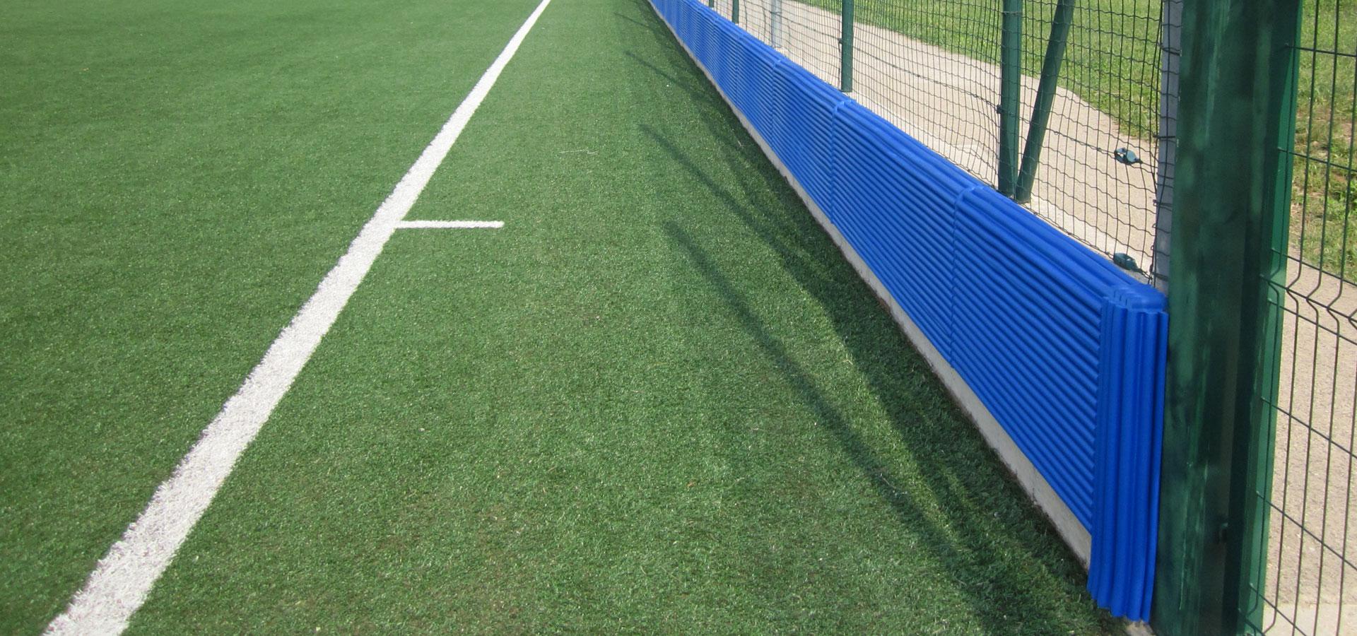 protezioni antitrauma impianti sportivi uni en 913